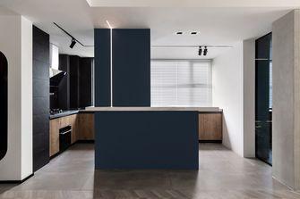 20万以上120平米三室两厅工业风风格厨房欣赏图