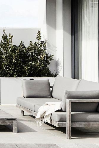 5-10万130平米三室一厅现代简约风格阳光房图