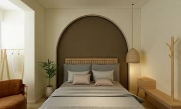 15-20万90平米三室两厅港式风格卧室效果图