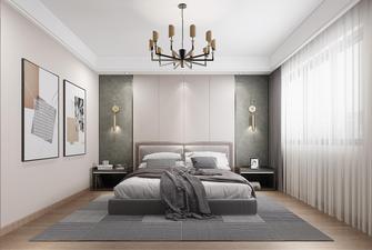 豪华型130平米复式轻奢风格卧室装修案例