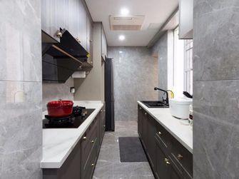 豪华型140平米三室一厅轻奢风格厨房图