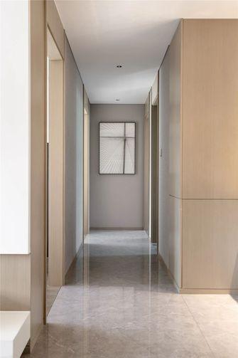 经济型100平米三室一厅现代简约风格走廊图片大全
