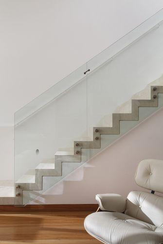 15-20万140平米四室一厅现代简约风格楼梯间效果图
