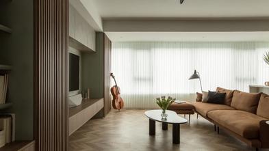 15-20万130平米现代简约风格客厅装修案例