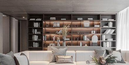 5-10万100平米三室两厅美式风格客厅装修效果图