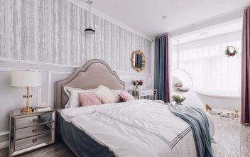 富裕型70平米美式风格卧室图片