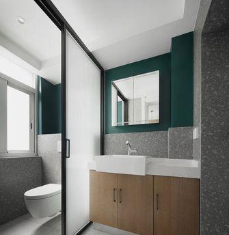 100平米三室三厅轻奢风格客厅效果图