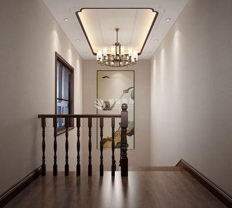 20万以上140平米复式新古典风格楼梯间效果图