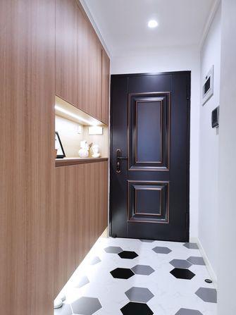 10-15万80平米三室两厅现代简约风格玄关装修案例