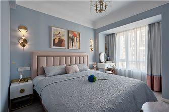 10-15万90平米四室一厅混搭风格卧室图