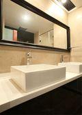 豪华型120平米三室一厅中式风格卫生间图片