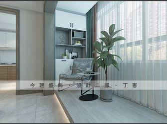 130平米三现代简约风格阳台设计图