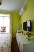 经济型60平米美式风格卧室设计图