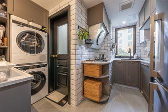 15-20万50平米一室一厅美式风格厨房设计图