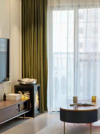 富裕型90平米现代简约风格阳台装修效果图