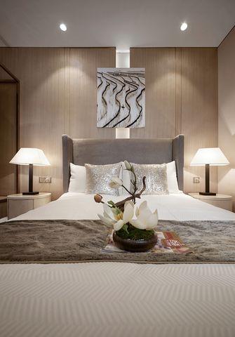 15-20万120平米三室两厅现代简约风格卧室装修效果图