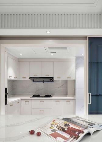 经济型140平米四室一厅美式风格厨房装修案例