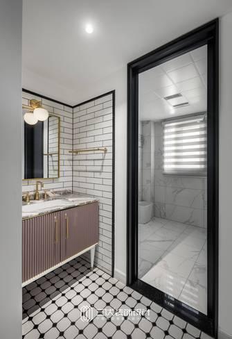 140平米法式风格卫生间装修案例