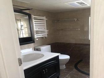 富裕型100平米三室两厅欧式风格卫生间效果图