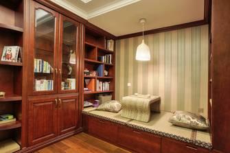 20万以上140平米四美式风格书房效果图