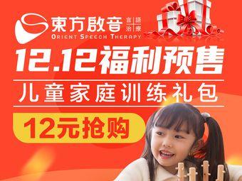 东方启音 言语治疗 自闭症干预(上海浦东中心)