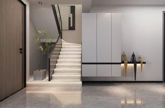 富裕型140平米别墅现代简约风格走廊设计图