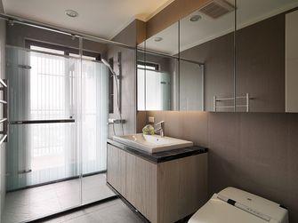 50平米公寓港式风格卫生间装修效果图