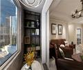 15-20万130平米三室两厅美式风格阳台装修图片大全