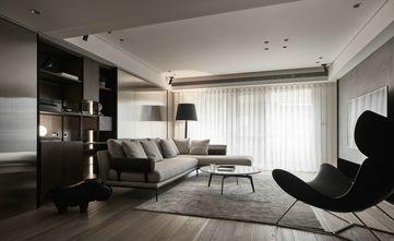 10-15万120平米三室两厅现代简约风格客厅装修案例