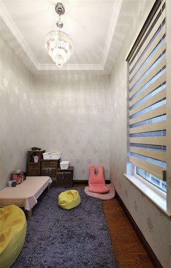 豪华型140平米别墅欧式风格阁楼图片
