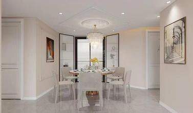 10-15万90平米三法式风格餐厅设计图