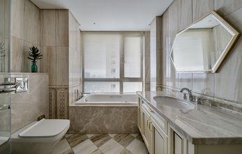 140平米四室三厅轻奢风格卫生间效果图