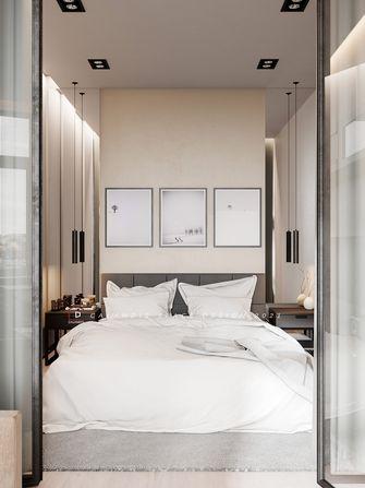 富裕型120平米三室两厅新古典风格卧室效果图