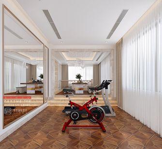 豪华型140平米别墅法式风格健身房装修图片大全