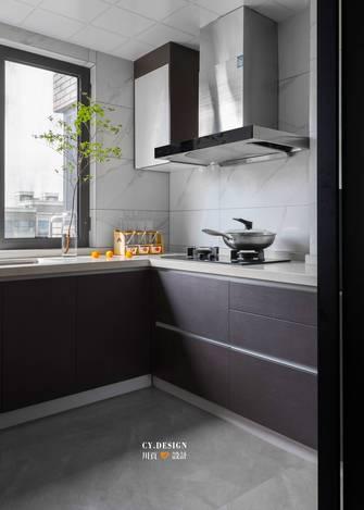 豪华型140平米四现代简约风格厨房设计图