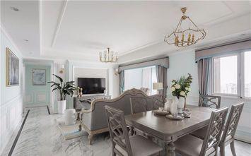10-15万90平米三室两厅法式风格餐厅图片