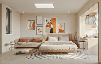 20万以上30平米小户型现代简约风格卧室图片