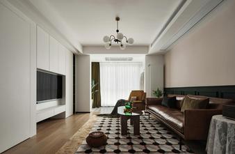 5-10万80平米混搭风格客厅效果图