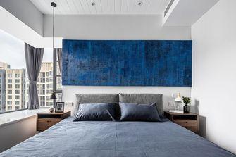 15-20万110平米三室一厅日式风格卧室设计图