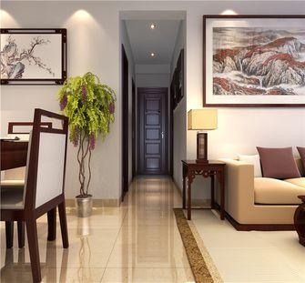 经济型100平米三中式风格走廊装修效果图
