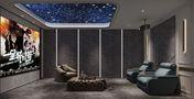 20万以上140平米别墅法式风格影音室欣赏图