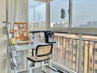 富裕型110平米三轻奢风格阳台装修效果图