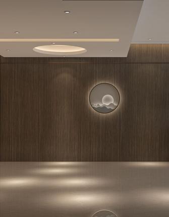 经济型120平米三室两厅中式风格走廊装修图片大全