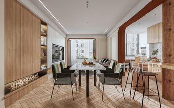 豪华型90平米三法式风格餐厅图片