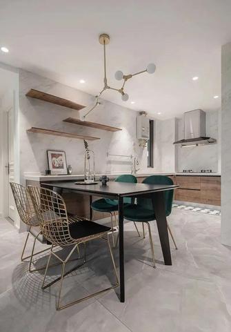 10-15万80平米一室一厅欧式风格餐厅图