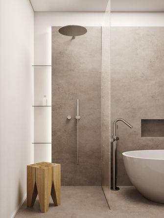 140平米法式风格卫生间图片