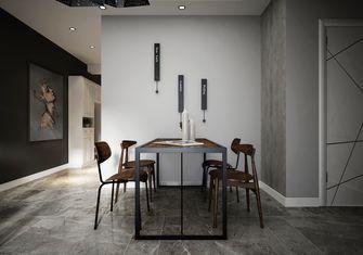 10-15万120平米三室两厅英伦风格餐厅装修图片大全