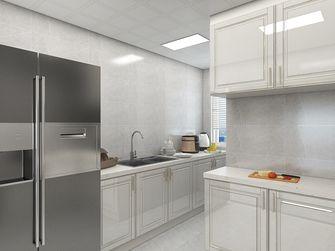 140平米四轻奢风格厨房装修案例