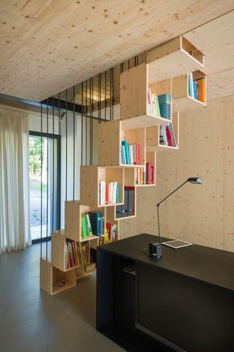 140平米别墅北欧风格客厅设计图