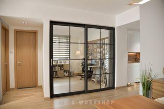 20万以上100平米三室两厅美式风格书房装修案例